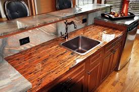 countertops best clear coat for wood countertops countertops for remodeling your home