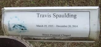 SPAULDING, TRAVIS D - Washington County, Arkansas | TRAVIS D ...