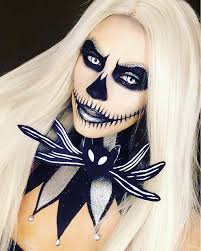 nightmare before pumpkin queen for unique makeup ideas to try
