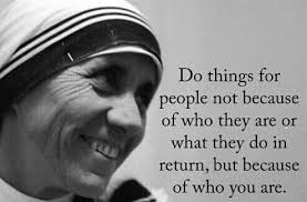 Mother Teresa Quotes Custom Mother Teresa Quotes The Catholic Me