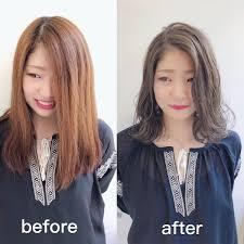 袴田 侑希美容師xena似合わせ小顔カット色素薄い系カラー בטוויטר