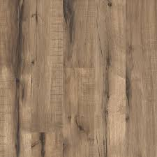 Style Selections 5.43 In W X 3.976 Ft L Pecan Wood Plank Laminate Flooring