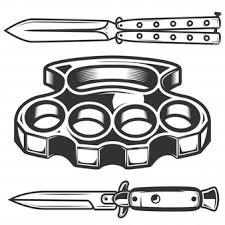 Download 7,534 brass knuckles free vectors. Free Icon Brass Knuckles