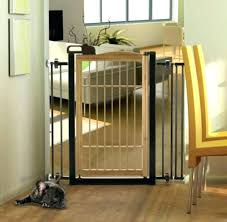 interior dog gates indoor pet gates pressure mounted long dog wide gate extension door large outdoor