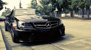 Mercedes benz hd wallpapers in high quality hd and widescreen resolutions from page 1. Mercedes Benz C63 Amg Black Hd Desktop Wallpaper Background Download