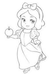 Image Result For Baby Disney Princess Coloring Pages Rose Denise