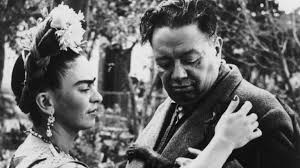 Frida Kahlo and Diego Rivera: 8 Photos of Their Colorful Love ...