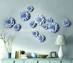ceramic wall flowers threshold target