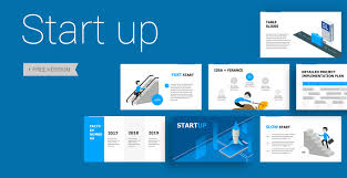Powerpoint Presentation Templates For Business 006 Start Up Free Powerpoint Presentation Template Ideas