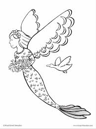 Small Picture Mermaids Home Little Mermaid Kids Free Printable Mermaid Coloring