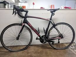 2014 Specialized Roubaix Pro Sl4 Road Bicycle Size Carbon