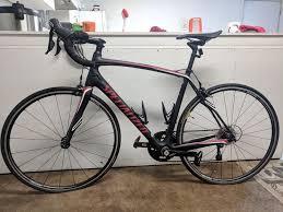 Specialized Roubaix Road Bike Sizing Chart 2014 Specialized Roubaix Pro Sl4 Road Bicycle Size Carbon