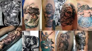 эскизы тату посейдон клуб татуировки фото тату значения эскизы