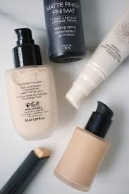 the silicones in your makeup could be dehydrating and clogging your skin
