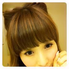 画像 流行の髪型猫耳ヘアスタイルの参考画像集 Naver まとめ