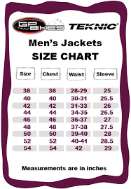 Cheap Online Clothing Stores Leather Jacket Size Chart