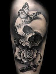 40 экзотических татуировки с бабочками Ttatturu