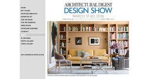 architectural digest furniture. Architectural Digest Design Show Furniture V