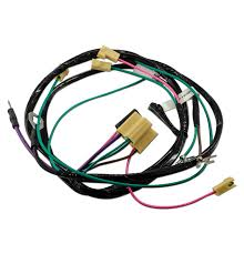wiring harnesses for classic chevy trucks and gmc trucks 1955 59 1956 engine harness 6 cyl manual transmission