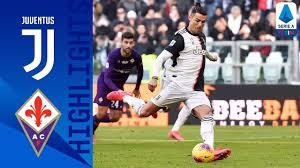 Juventus-Fiorentina 3-0 highlights e gol: Ronaldo fa 9 gol ...