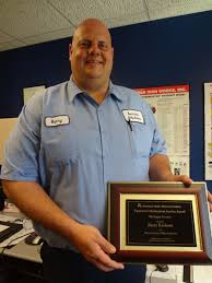 Byron-Gaines Utility Authority crew leader wins national honor ...