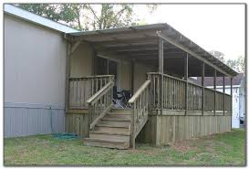 mobile home deck designs. deck ideas for mobile homes home designs