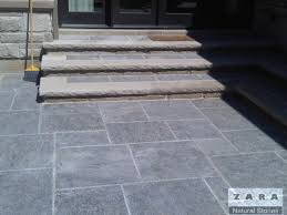 natural patio stones. Delighful Natural Very Good Color Consistency For Natural Patio Stones