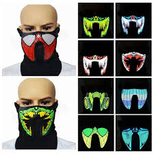 Cool Mask Designs 2019 27 Design Led Luminous Flashing Cool Face Mask Party Masks Light Up Dance Halloween Decoration Cosplay Home Party Dec Mma332 From Houpoo 11 06