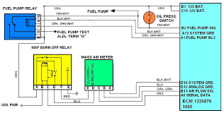 maf code 34 how to tell if your mass airflow sensor is bad at Maf Sensor Wiring Diagram