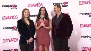 PornDoe Premium Interview with Dani Daniels and Steven St Croix @ the AVN  Awards 2016 - YouTube