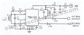 frequency converter circuit frequency converter circuit schematic