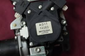 05 10 honda odyssey rear driver side left lh power sliding door motor w