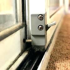 secure sliding door slider door lock repair sliding glass door lock replacement how to secure outside