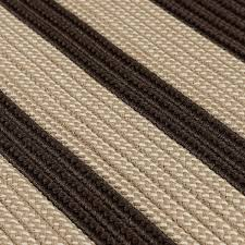 boat house brown outdoor braided rugs