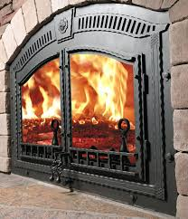 zero clearance wood burning fireplace reviews stove