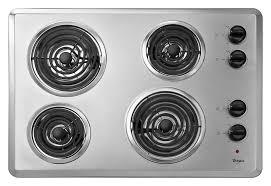 electric cooktop. Image Electric Cooktop