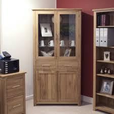 library unit furniture. Opus Solid Oak 4 Door Library Unit/ Display Cabinet Unit Furniture