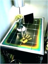 heat sensitive bathroom tiles color changing shower colour