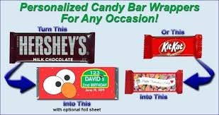personalized chocolate bar wrappers personalized bars candy bar wrappers resume stools canada