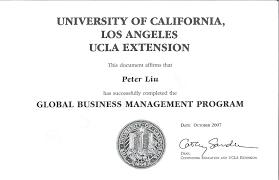 Professional Certificate Programs College Degree Certificate Sample