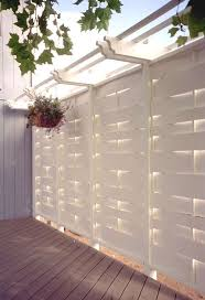 18 attractive privacy screens for your
