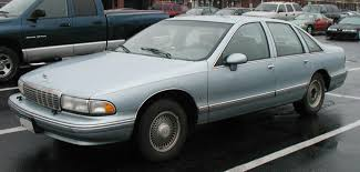 All Chevy 96 chevrolet caprice : File:1993-96 Chevrolet Caprice.jpg - Wikimedia Commons