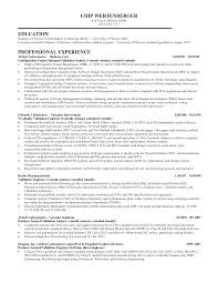 Master Of Business Administration Resume Free Resume Example And