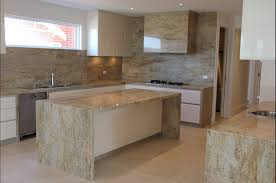Kashmir Gold Granite Kitchen Obrien Marble Granite