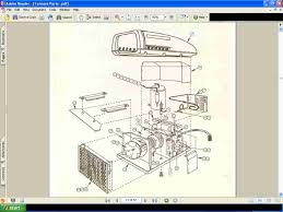 central air thermostat wiring diagram wirdig wiring diagram together dometic air conditioner parts diagram on