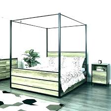 cheap canopy bed frame – bostoncash.co