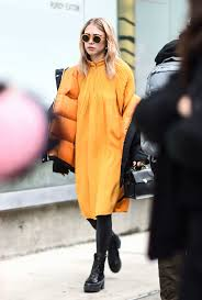 winter coats nyc new york fashion week aw17 the best street style looks