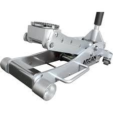3 ton aluminum floor jack. arcan 3-ton aluminum quick rise low-profile service floor jack \u2014 model# 3 ton r