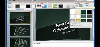 How To Create A Custom Theme In Microsoft Powerpoint For Mac 2011
