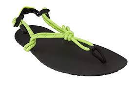 Xero Shoes Genesis Mens Barefoot Tarahumara Huarache Style Minimalist Lightweight Running Sandals